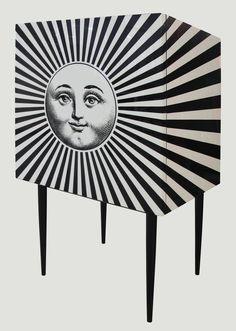Fornasetti sun
