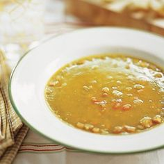 Split-Pea Soup with Ham Recipe - Cook's Country oct05