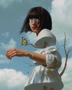 15 Beautiful Surreal Digital Artworks by Aykut Aydogdu