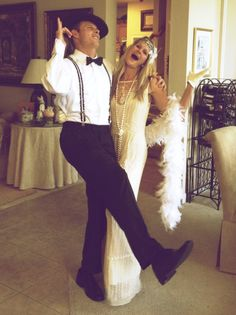 Need to organise a fancy dress party!! Great Gatsby Roaring 20's party costume