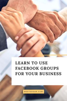 Looking for new ways to use social media to grow your audience? Learn how to use Facebook groups for your business. Grow your brand awareness and increase sales with an interactive Facebook group. Learn how to use Facebook groups to grow your brands awareness and increase sales!