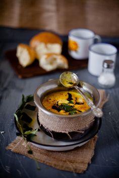 Chickpea Yogurt Soup | Playful Cooking