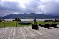 Travel blog to Killarney. ESPA at The Europe Hotel, Killarney