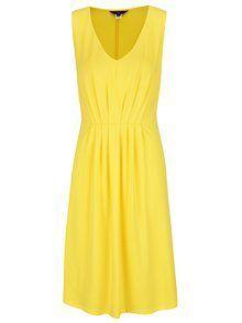 Yellow dress (Celebrating 2 years of blogging) - Tina Chic