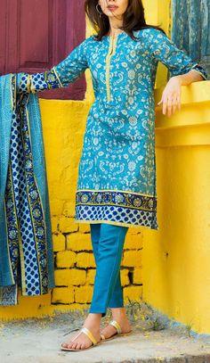 Buy Blue Printed Khaddar Salwar Kameez by Khaadi 2015 Call: (702) 751-3523 Email: Info@PakRobe.com www.pakrobe.com #WINTER #SALWAR #KAMEEZ https://www.pakrobe.com/Women/Clothing/Buy-Winter-Salwar-Kameez-Online