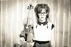 Love Lindsey Stirling!