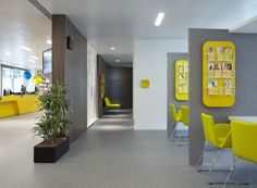 Oz Head Office Design by Pinkeye