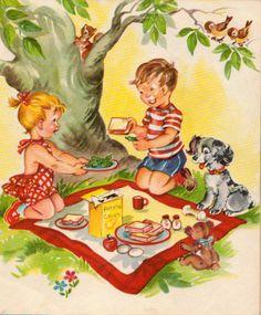Florence Sarah Winship illustration 1959-