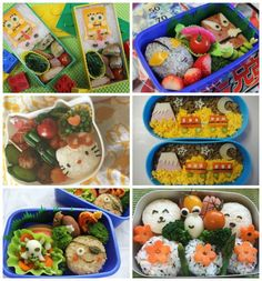 How to Create the Cutest Bento Box Lunches Ever | The Shopping Mama