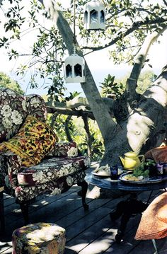 "Treehouse. ""Gypset Style"" by Julia Chaplin"
