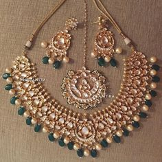 Our quality speaks volumes of the amount of hard work our artisans put in each of the bridal piece curated ! Turning a brides jewelry dreams into reality from a mere picture or a rough sketch is an immensely time driven process and we feel sooo blessed to have the best artisans to work and curate beauties after beauties !!  One more happy bride one more wide smile  one more bridal beauty from mortantra :) The beauty is being shipped to USA to be adorned on the extremely pretty Anureet Kaur…