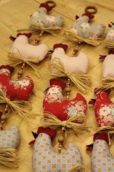 """""""TELA MARINERA"""", patchwork ...: Guirnaldes de Nadal"""