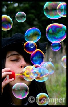 Mind Blowing Examples Of Soap Bubble Photography