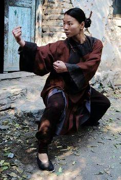 Jade Xu Chinese martial artist - Wushu