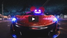 Some visuals for the Deadmau5 cube that I ran with and turned into a short film thingy for funsies. Subconsciously inspired by my love for F-Zero GX and Mario Kart's…