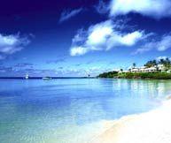 The soft sandy beaches of Bermuda.... heaven.