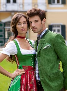 Dirndl - Gössl. Smize, you guys.