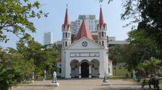 Iglesia la Ermita en el Cabrero, Cartagena -Colombia