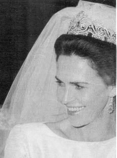 Unknown Spanish aristocratic family tiara