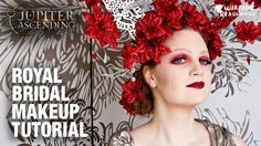 WARPAINT and Unicorns: Jupiter Ascending | Royal Bridal Makeup Tutorial ~...