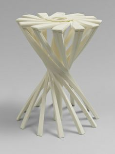 MGX Stool Patrick Jouin (French, Born 1967) 2006. Laser