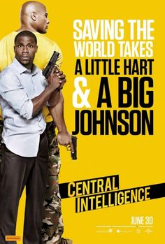 Central Intelligence - Hart & Johnson