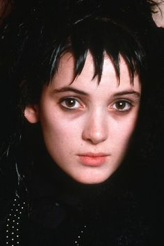 """WINONA RYDER could soon be reprising her role as Lydia Deetz in cult Tim Burton film Beetlejuice. Although the actress has been """"sworn to secrecy"""", she said that it """"sounds as if it might be happening"""". Film Tim Burton, Tim Burton Characters, Female Characters, Beetlejuice Characters, Winona Ryder Beetlejuice, Lydia Beetlejuice, Beetlejuice Costume, Sweeney Todd, Beatle Juice"""