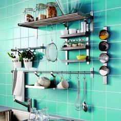 organizar cocinas | Decorar Cocinas