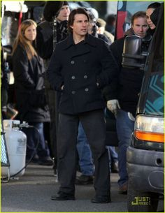 Tom Cruise: Back to Work on 'Ghost Protocol'