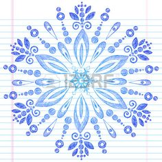 Illustration of Hand-Drawn Christmas Holly Leaves Sketchy Notebook Doodles Border with Poinsettias and Swirls- Illustration Design Elements on Lined Sketchbook Paper Background vector art, clipart and stock vectors. Doodles Zentangles, Zentangle Patterns, Embroidery Patterns, Notebook Doodles, Doodle Borders, Tangle Art, Doodle Inspiration, Doodle Designs, Zen Art