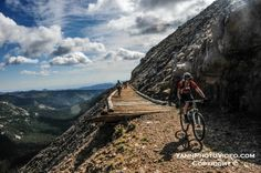 Mountain Biking Colorado- as close to heaven as you can get...
