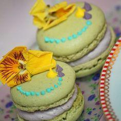 Mis dulces macarons