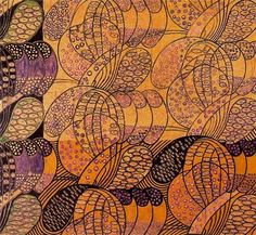 Art Nouveau Charles Rennie Mackintosh, In Fairyland, 1897 Charles Rennie Mackintosh, Art Nouveau, Art Deco, Art Design, Textile Design, Textiles, Mackintosh Design, Glasgow School Of Art, Mandala