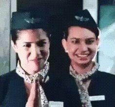 Honest Flight attendants