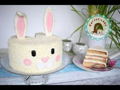 Hasen Torte total süß und passt prima zu Ostern oder auch zu Kindergeburtstagen