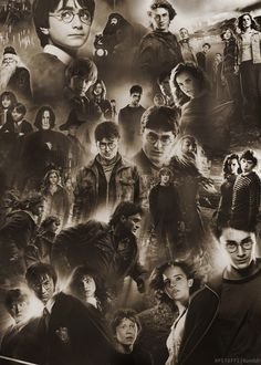 Harry Potter Montage