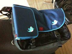 Twitter by Rickshaw bagworks