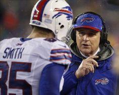 Američki sportovi - Bilsi u potrazi za trenerom, Vat i Romo igrači meseca