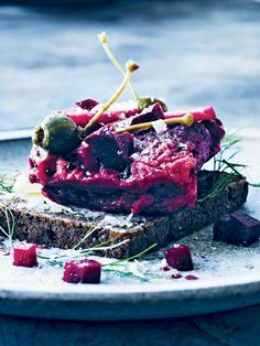 Contemporary Classics: Cooking for the Holidays in Denmark - Featuring Fried Beetrot Herring (recipes in English)