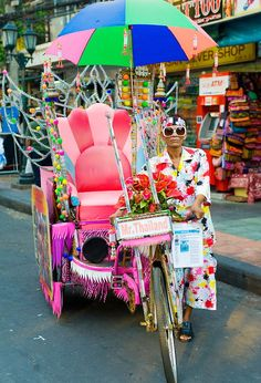 Khao San Road, Bangkok, Thailand. And a whole lot more Thailand Info @ http://islandinfokohsamui.com #Thailand #Samui #tours @islandinfosamui