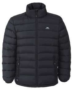 Trespass Retreat Men& Casual Down Jacket Fashion Days, Mens Fashion, Man Down, Mode Online, Padded Jacket, Outdoor Outfit, Mantel, Parka, Men Casual