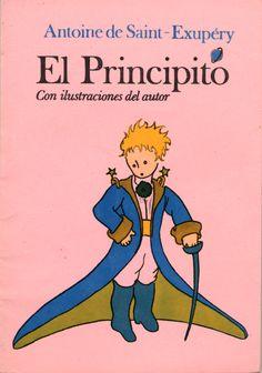 Spanish #125, Little Prince Collection, Le Petit Prince