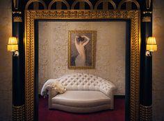 La Maison Souquet à Pigalle décorée par Jacques Garcia