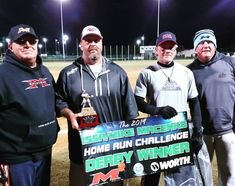 The ISSA/Miken/Worth Mike Macenko Home Run Challenge is in the books. Softball Superstar who just joined the Senior Softball division… Senior Softball, Softball Players, Derby Winners, Issa, Division, Superstar, Challenges, Baseball Cards, Running
