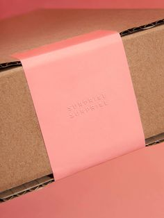 project for The Notebook II packaging, art directed by Deutsche & Japaner Packaging Stickers, Print Packaging, Box Packaging, Product Packaging, Baking Packaging, Simple Packaging, Box Branding, Label Design, Box Design
