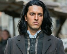 Dr. Henry Jekyll, played by Shazad Latif on Penny Dreadful