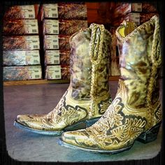 Old Gringo Wyoming Cowgirl Boots at http://www.rivertrailmercantile.com!