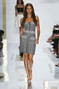 DVF | Look 10, Spring 2014: Oasis #NYFW http://on.dvf.com/188MOLz