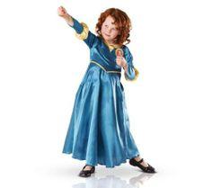 Amazon.com : Disney Princess - Brave Merida Child's Costume - Size 3-4 years : Computers & Accessories
