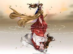 Amor Inuyasha, Inuyasha Fan Art, Inuyasha Love, Inuyasha Funny, Otaku Anime, Manga Anime, Anime Art, Pokemon Comics, Anime Comics